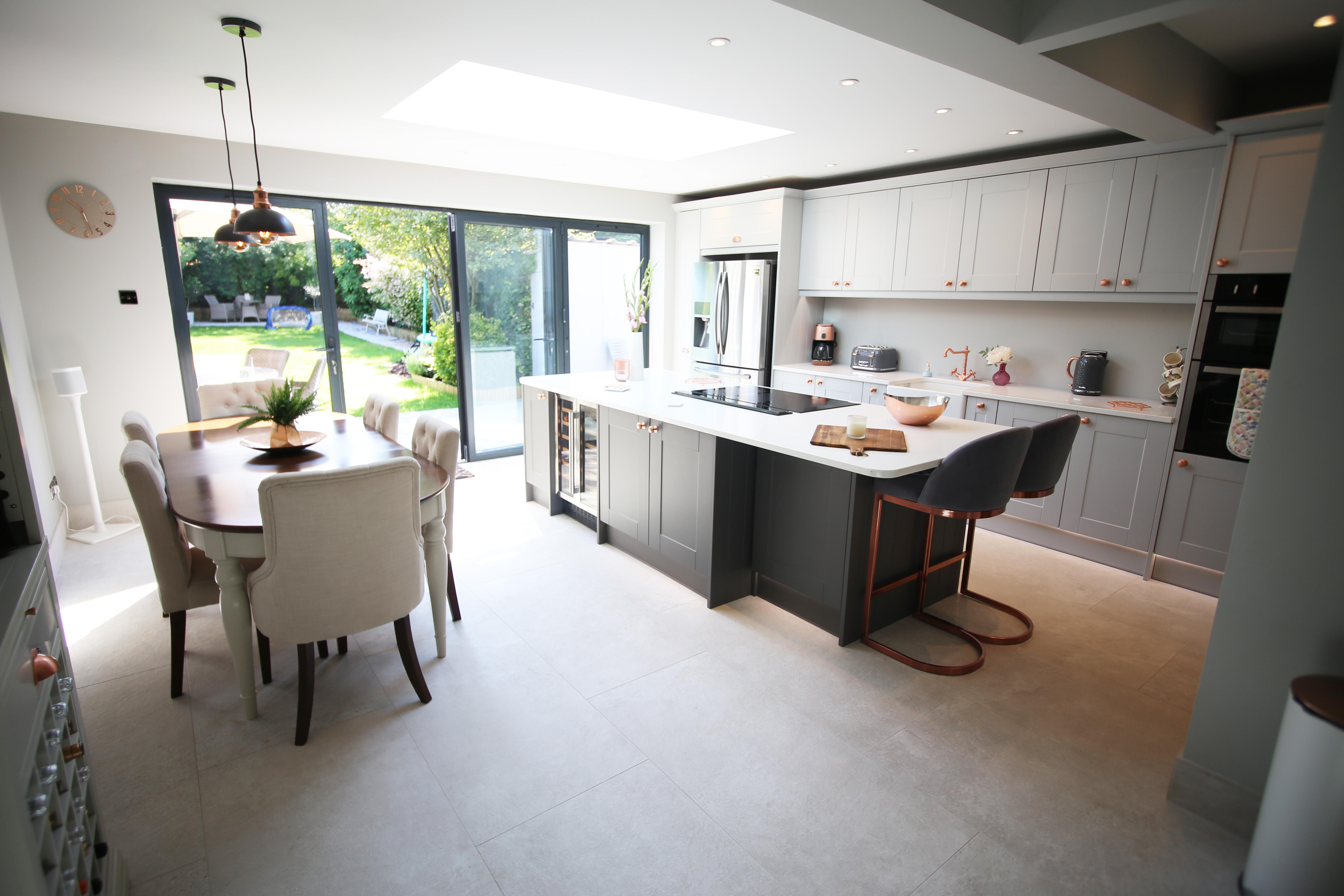 Fluent ADS Kitchen Exttension Design