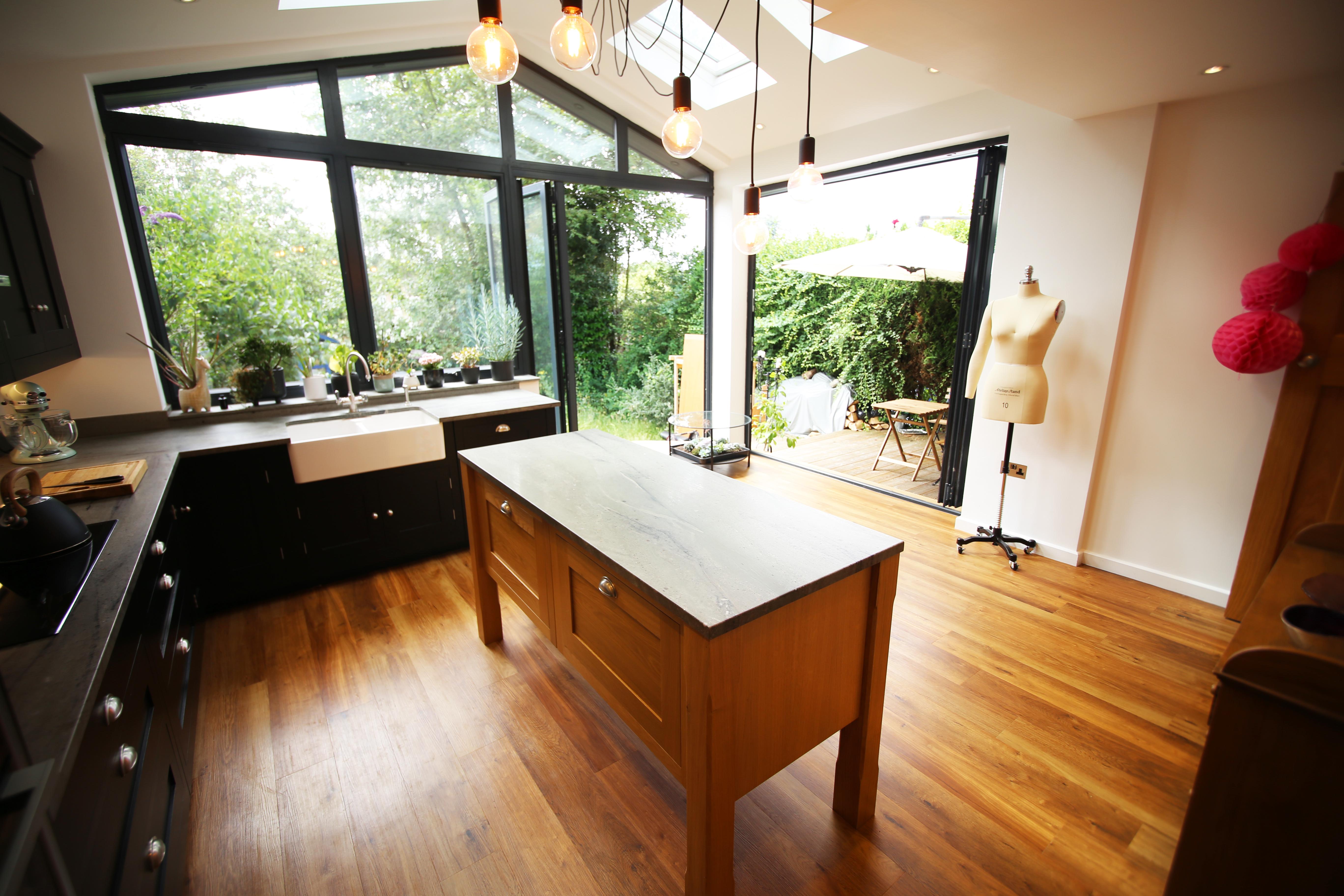 Fluent Kitchen Extension Idea