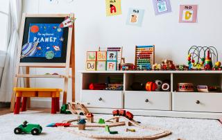 Playroom extension