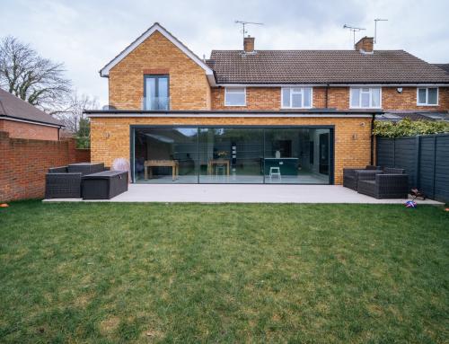 Single Storey Rear Extension, Weybridge